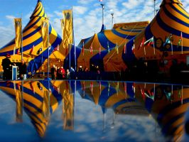 Cirque du Soleil by OpticMiracle