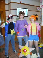 Minamicon 15 Pokemon Cosplay by Colzy-Chan
