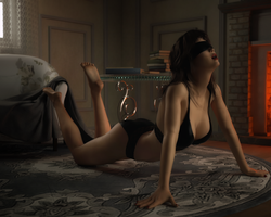 Sexy Living 40 by TweezeTyne
