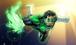 Green Lantern by GreeneLantern