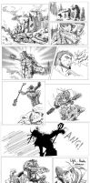 GoW comic I by Lei-sam