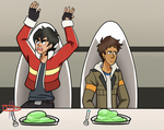 Keith needs to chill by DoodleHappyDavis