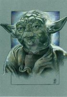 Color - Yoda by prmedia