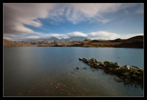 Point to the highlands by MessiahKhan