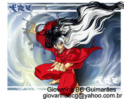 Inuyasha's Transformation by giovannag