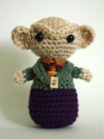 Quark Amigurumi by alien-dreams