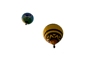 Precute Hot Air Balloons 17 by FairieGoodMother