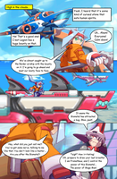 Mega Man ZX Issue 2: Page 1 by RadzHedgehog