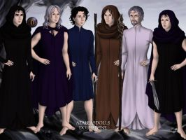Sons of Night and Darkess by PoisonDLucy13