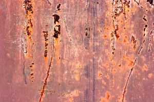 Rusty Metal Surface by GrungeTextures
