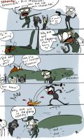 Call of Duty MW2 - Roach by Ayej