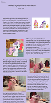 How to Style Sweetie Belle's Hair by Nakalla
