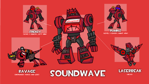 TF2: SOUNDWAVE by gelboyc