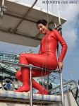 Wetsuited Beauty [RED] by mixnuts
