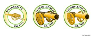 Strand Celtic FC by theblastedfrench