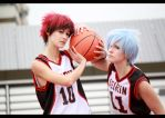Kuroko no Basket - count on us by NanjoKoji