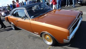 Opel Commodore A Coupe by Arek-OGF