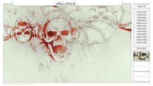 HELLHOLD by dannielle-lee
