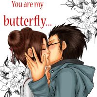 ShinoTen: Butterfly by drathe