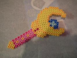 Sailor Moon Wand Magnet by blargofdoom