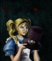 Grieve for the hatter by Nonko