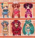DOLLIE ADOPTABLES by Lolisoup