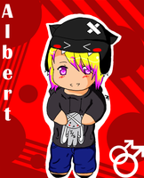 Albert the innocent. by Tanaie