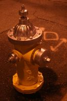 fire hydrant by 611productions