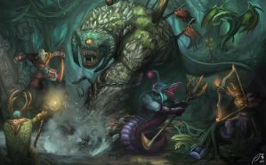 Roshan Takedown by adrn22
