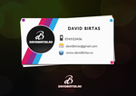 Personal bussines card by codexcs