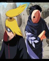 Collab. Naruto by ButcherSonic