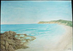 Pennington Bay - Acrylic ver. by Serio555