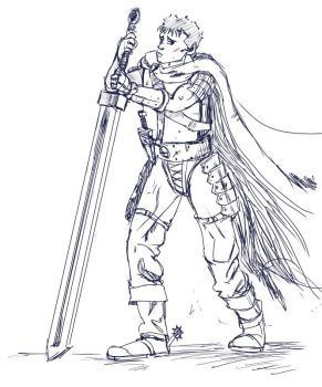 Guts sketch 2 by Dunnstar