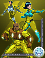 WCL: The Polaris Team by Dualmask