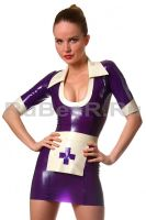 Mauve nurse by latex-rat