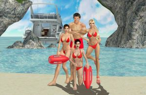 Baywatch by DoppieCroft