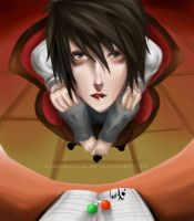 Mr Lawliet by MADODE