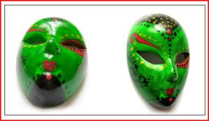 Mask green by Tia666
