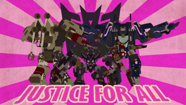 Justice For All by Ultimatetransfan