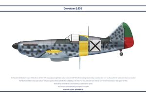 D.520 Bulgaria 1 by WS-Clave