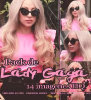 #Pack_01 Lady Gaga Candids by Abrulcitta