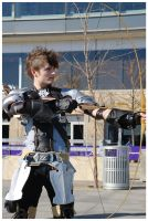 Youmacon 2011: The Archer by LadyEmrys