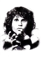 Jim Morrison by RutePascoal