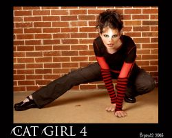 Cat Girl 4 by bryden42