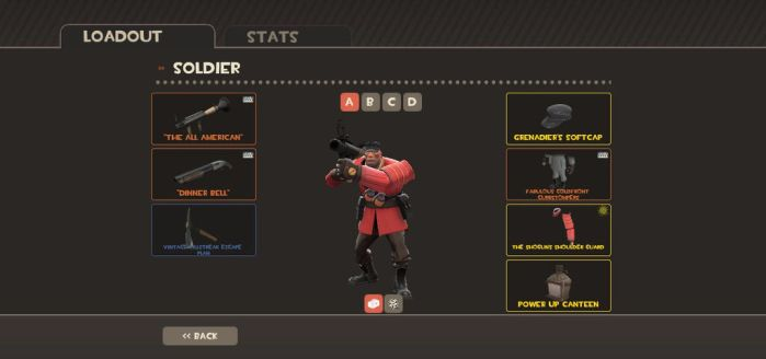 My Soldier Loadout by WTK55