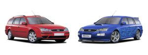 Ford Mondeo by Seffis