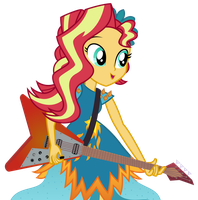 Vector - Crystal Gala Sunset by SketchMCreations