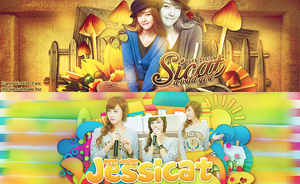 [Pack Cover Zing] HAPPY BIRTHDAY JESSICA : by Huynb2001