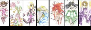 7 Deadly Sins by blackangelofmine