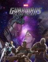 Guardians of the Galaxy - Poster by MrSteiners